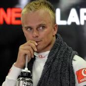 Kovalainen gives McLaren hope
