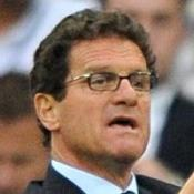 Capello hails Fab spirit