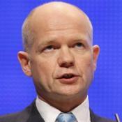 Hague concerned at Iran allegations