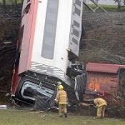 Public rail crashes probe ruled out