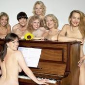 Calendar Girls revealed