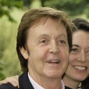 Paul McCartney plays charity gig