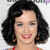 Katy Perry's pizza fest in bath