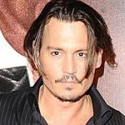 Depp wishes he could avoid mirrors