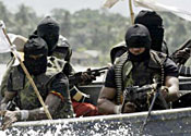 Nigerian rebels call ceasefire