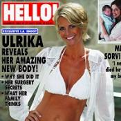 Ulrika Jonsson's amazing new body
