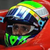 'Quiet night' for Massa