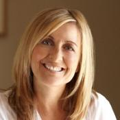Fiona Phillips' playtime with kids