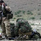 Worst month for Helmand casualties