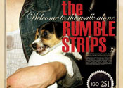 Ronson makes his mark on The Rumble Strips