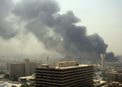 Dozens killed by Baghdad blasts