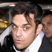 Robbie Williams' Jackson tribute