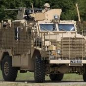 Armoured trucks 'for use in autumn'