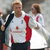 Flintoff focused on Ashes prize
