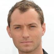 Jude Law gets attached to skull?