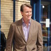 Mandelson hails NHS after operation