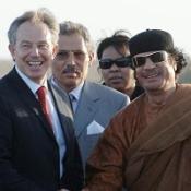 Gaddafi son tells of prisoner deal