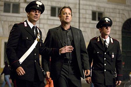 Second coming: Tom Hanks stars as Robert Langdon in The Da Vinci Code