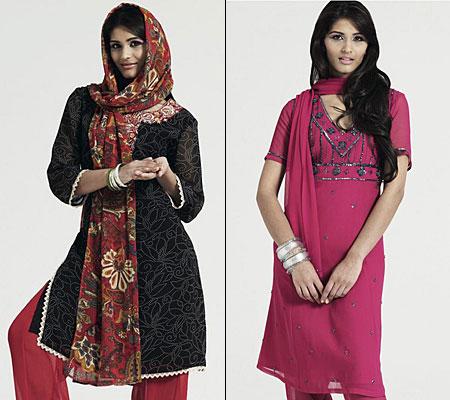 Asda launches Asian clothing range