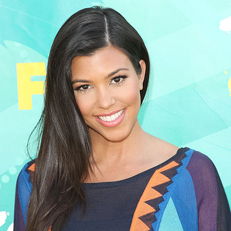 Kourtney Kardashian: she kissed a girl and didn't necessarily like it