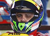 Massa on the road to comeback