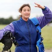 Snowdon in 13,000ft charity skydive