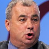 TUC chief Brendan Barber will warn against early talk of economic recovery