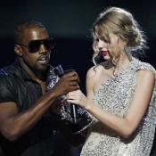 Kanye West interrupted Taylor Swift's acceptance speech