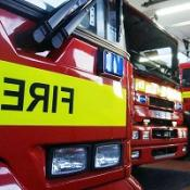 Warwickshire fire service is set to close one in four of its stations, FBU said