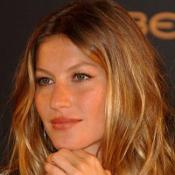 Gisele Bundchen expecting a baby