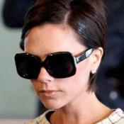 Victoria Beckham says her famous pout is just the way her face falls naturally