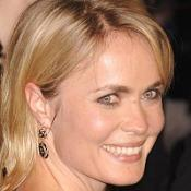 Radha Mitchell has spoken glowingly of working with 'macho' man Bruce Willis