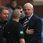 Rangers held in Killie stalemate