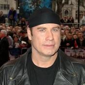 John Travolta was blackmailed by the driver, a court heard