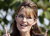 Sarah Palin lectures Asian investors on 'Main Street, USA'