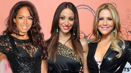The New Sugababes: Eurovison's Jade Ewen will take the new place