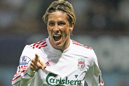 Torres scored a brace against West Ham