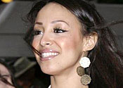 'Exhausted' Sugababes' Amelle admitted to clinic