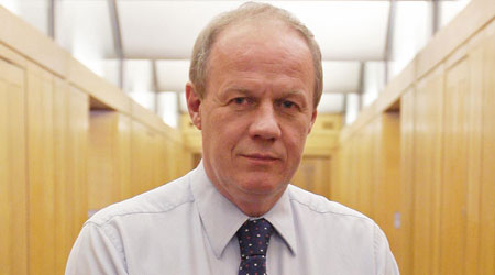 'Unfairly treated': Damian Green