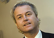 Right-wing Dutch MP Geert Wilders to enter UK