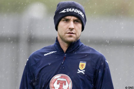 Attracting interest: Hull and Birmingham are keen on Kris Boyd