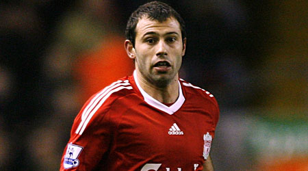 Turin talk: Juventus are reportedly keen on Liverpool's Javier Mascherano