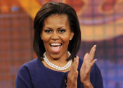 Michelle Obama's 'slave past' discovered