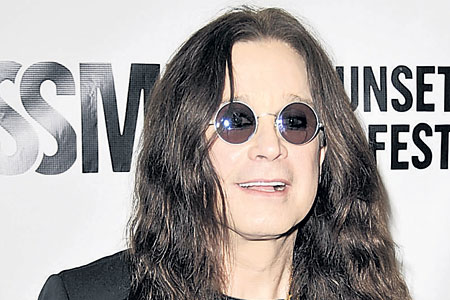 Ozzy Osbourne wants to walk his daughter up the aisle