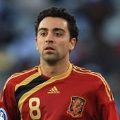 Xavi wants Fabregas at Barca