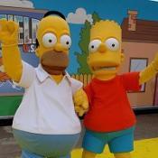 DoH! Homer gets healthy