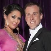 Anton Du Beke has come under fire over a 'race' slur aimed at partner Laila Rouass