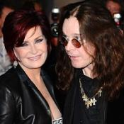 Sharon: Ozzy wrote book in pencil