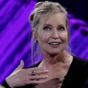 Lisa Niemi spoke about her late husband at a women's conference