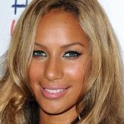 """Leona Lewis says she has stayed """"positive"""" after her attack at a book signing"""